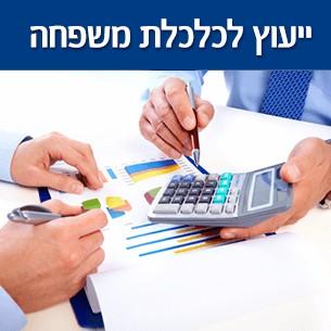 כמה עולה ייעוץ לכלכלת המשפחה?