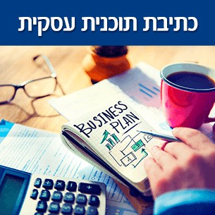 מבנה של תוכנית עסקית לצורך גיוס משקיעים לעסק או למיזם