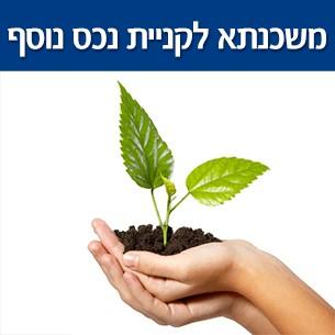 משכנתא שניה ושלישית להשקעה בנדל''ן בישראל